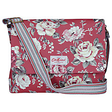 Buy Cath Kidston Garden Rose Biker Bag Online at johnlewis.com