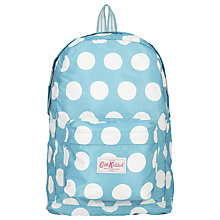 Buy Cath Kidston Foldaway Print Backpack Online at johnlewis.com