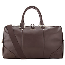 Buy Ted Baker Bolt PU Holdall Online at johnlewis.com