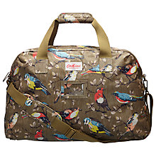 Buy Cath Kidston PVC Cotton Print Holdall Online at johnlewis.com
