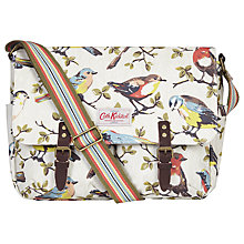 Buy Cath Kidston Print Saddle Bag Online at johnlewis.com