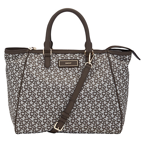 Buy DKNY Saffiano Large EW Tote Handbag Online at johnlewis.com