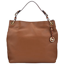 Buy MICHAEL Michael Kors Jet Set Large Slouchy Shoulder Bag Online at johnlewis.com