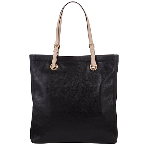 Buy MICHAEL Michael Kors Jet Set Long Leather Tote Bag Online at johnlewis.com