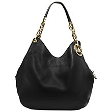 Buy MICHAEL Michael Kors Large Fulton Hobo Bag Online at johnlewis.com
