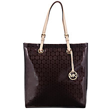 Buy MICHAEL Michael Kors Jet Set Long Tote Handbag Online at johnlewis.com