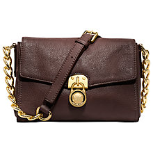 Buy MICHAEL Michael Kors Hamilton 18K Messenger Bag Online at johnlewis.com