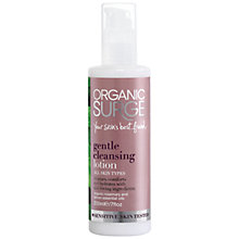 Buy Organic Surge Gentle Cleansing Lotion, 200ml Online at johnlewis.com