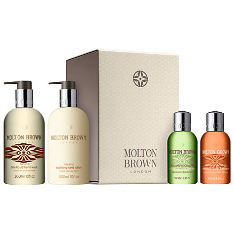 Buy Molton Brown 2013 All Year Round Gift Set Online at johnlewis.com