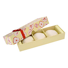 Buy Crabtree & Evelyn Jojoba Soap Sampler Gift Set, 3 x 50g Online at johnlewis.com