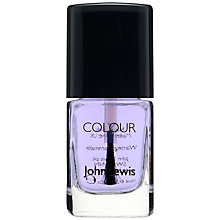 Buy John Lewis COLOUR Top Hat & Tails Top Coat, 10ml Online at johnlewis.com