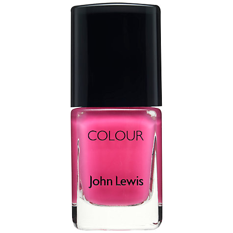 Buy John Lewis COLOUR Nail Polish, 10ml Online at johnlewis.com