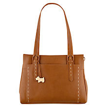 Buy Radley Barnsley Leather Medium Zipped Tote Bag Online at johnlewis.com