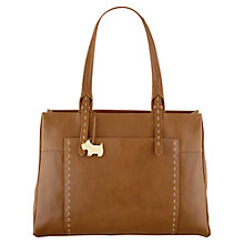 Buy Radley Barnsley Large Zipped Leather Work Handbag Online at johnlewis.com