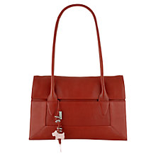 Buy Radley Border Medium Flapover Tote Handbag Online at johnlewis.com