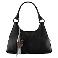 Buy Radley Boddington Medium Zipped Grab Handbag Online at johnlewis.com