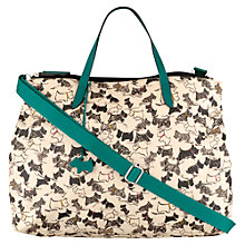 Buy Radley Doodle Dog Work Bag, Elderflower Online at johnlewis.com