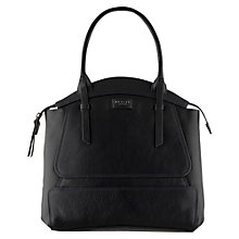 Buy Radley Clayton Leather Large Zipped Grab Bag Online at johnlewis.com