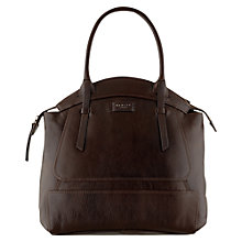 Buy Radley Clayton Large Zipped Grab Handbag Online at johnlewis.com