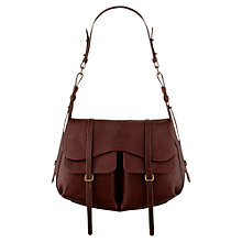 Buy Radley Grosvenor Large Flap Shoulder Handbag Online at johnlewis.com