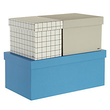 Buy Hay Storage Boxes, Set of 3 Online at johnlewis.com