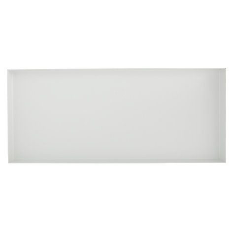 Buy Hay Organiser Tray, Large, White Online at johnlewis.com