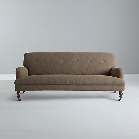 Buy John Lewis Howard Large Sofa, Zarao Mole Online at johnlewis.com