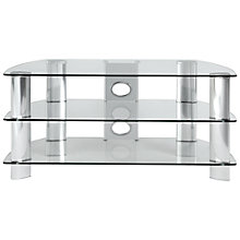 "Buy John Lewis JL1050 Television Stand for TVs up to 50"" Online at johnlewis.com"