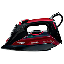 Buy Bosch TDA5070GB Steam Iron, Red/Black Online at johnlewis.com