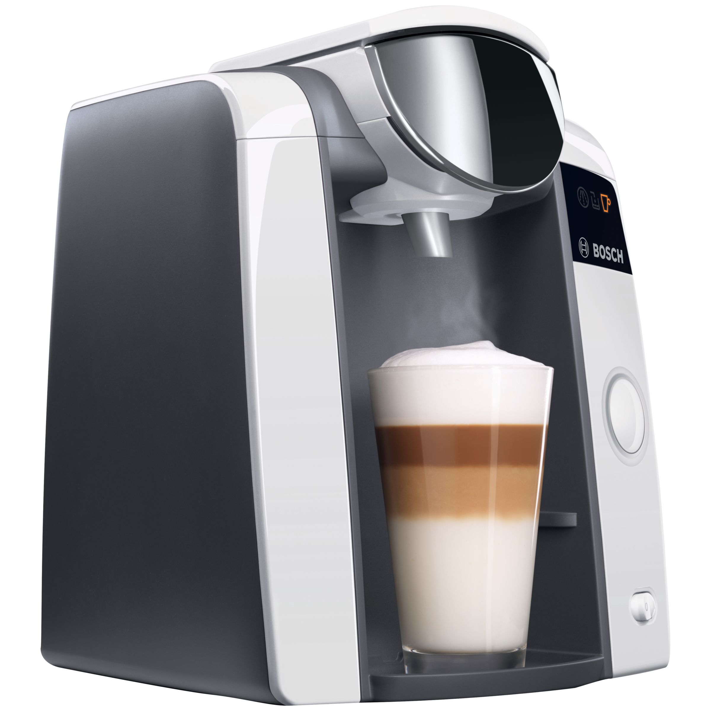 John Lewis Bosch Tassimo Coffee Maker : Buy Tassimo Joy Coffee Machine by Bosch, White John Lewis