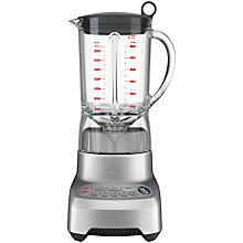 Buy Sage by Heston Blumenthal the Kinetix™ Control Blender, Silver Online at johnlewis.com