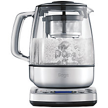 Buy Sage by Heston Blumenthal the Tea Maker™ Kettle, Silver Online at johnlewis.com
