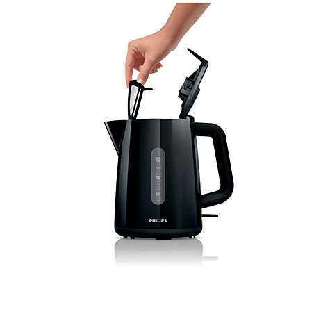 Buy Philips HD9300/90 Daily Collection Kettle, Black Online at johnlewis.com