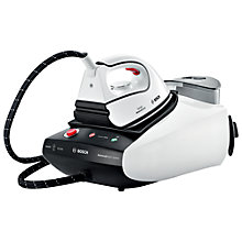 Buy Bosch TDS3510GB Professional Steam Generator Iron, White Online at johnlewis.com