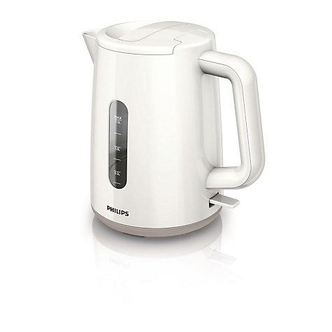 Buy Philips HD9300/00 Daily Collection Kettle, White Online at johnlewis.com