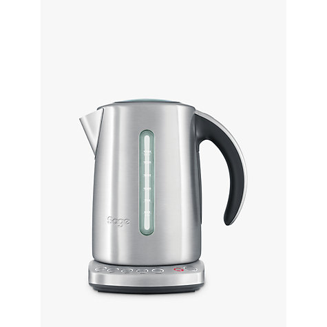 Buy Sage by Heston Blumenthal the Smart Kettle, Silver Online at johnlewis.com