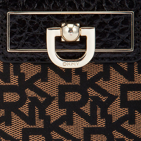 Buy DKNY Town & Country French Grain Zip Around Purse Online at johnlewis.com