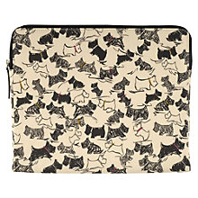 Buy Radley Doodle Dog iPad Cover, Elderflower Online at johnlewis.com