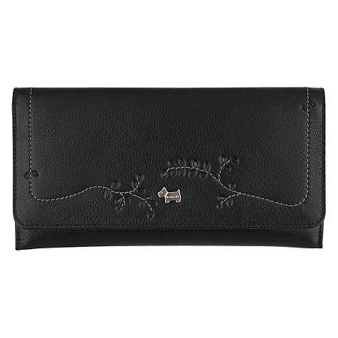 Buy Radley Little Laurels Leather Matinee Purse Online at johnlewis.com