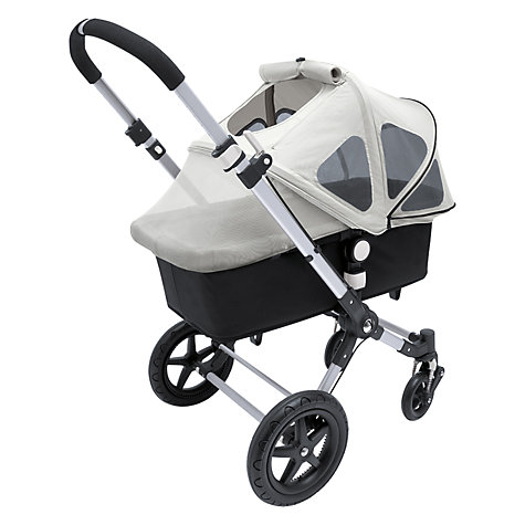 Buy Bugaboo Cameleon3 Breezy Sun Canopy, Grey Online at johnlewis.com