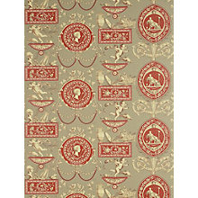 Buy Sanderson Roman Toile Wallpaper Online at johnlewis.com