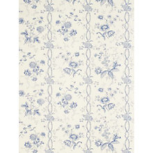 Buy Sanderson Floral Stripe Wallpaper Online at johnlewis.com