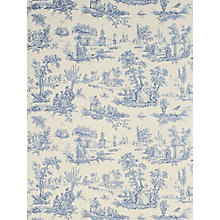 Buy Sanderson Courting Toile Wallpaper Online at johnlewis.com