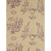 Buy Sanderson Vatican Doves Toile Wallpaper Online at johnlewis.com