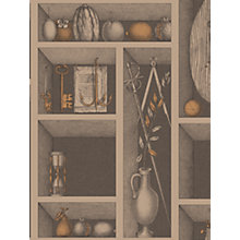 Buy Cole & Son Nicchie Paste the Wall Wallpaper Online at johnlewis.com
