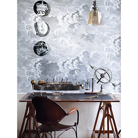 Buy Cole & Son Nuvolette Paste the Wall Wallpaper Set Online at johnlewis.com