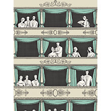 Buy Cole & Son Teatro Paste the Wall Wallpaper Online at johnlewis.com