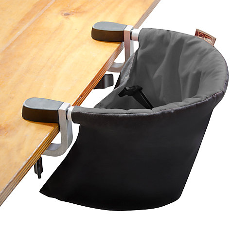 Buy Mountain Buggy Pod Portable High Chair, Flint Online at johnlewis.com