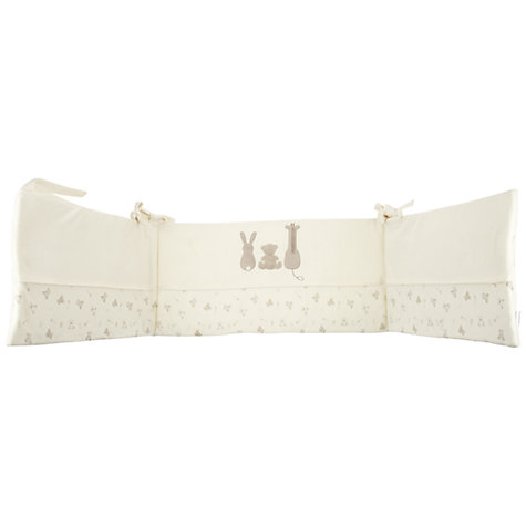 Buy John Lewis Bear Bumper, Neutrals Online at johnlewis.com