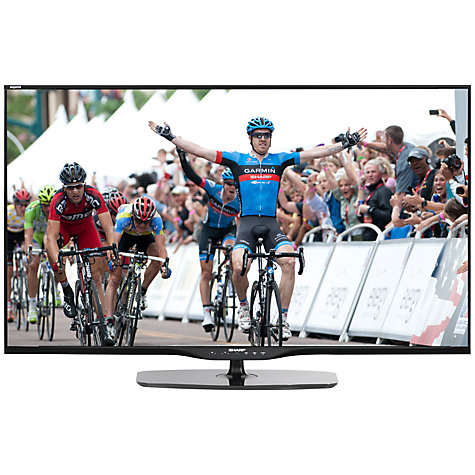 Buy Sharp Aquos LC50LE651 LED HD 1080p 3D Smart TV, 50 Inch with Freeview HD Online at johnlewis.com